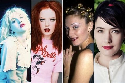 famous female rock stars of the 90 s 90s bands with female singers and where they are now