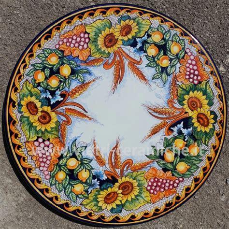 ladari ferro battuto e ceramica tavoli in ferro battuto e ceramica esterno in ferro