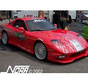Fast And The Furious Cars Rx7 Pictures 1