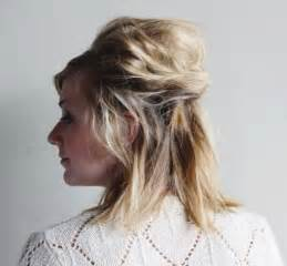 half up hairstyle for short hair download