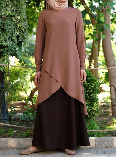 3136 Dress Muslim Muslim Pinggang Karet pecan shukr shukr attire pecans fashion inspiration and india style