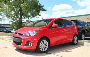 Chevrolet Spark 2016 Chevrolet Spark Chevy Review Ratings Specs