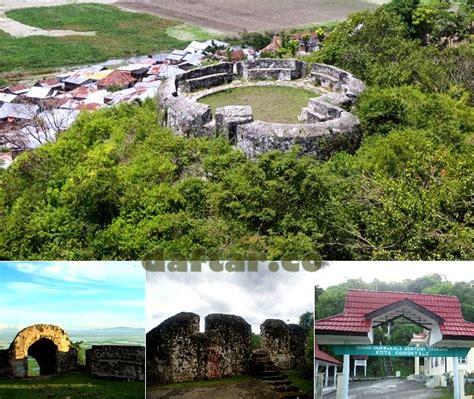 Benteng Otanaha benteng otanaha daftar co