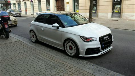 Audi S1 by Audi S1 Limited Edition