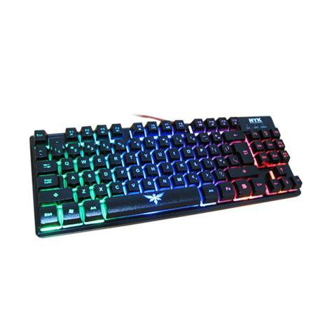 Nyk Keyboard Tkl K 01 jual nyk tkl k 01 gaming keyboard harga kualitas terjamin blibli