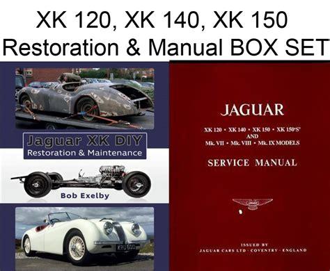 how to download repair manuals 2008 jaguar xk electronic toll collection jaguar xk120 xk140 xk150 restoration and repair shop service manual book box set ebay