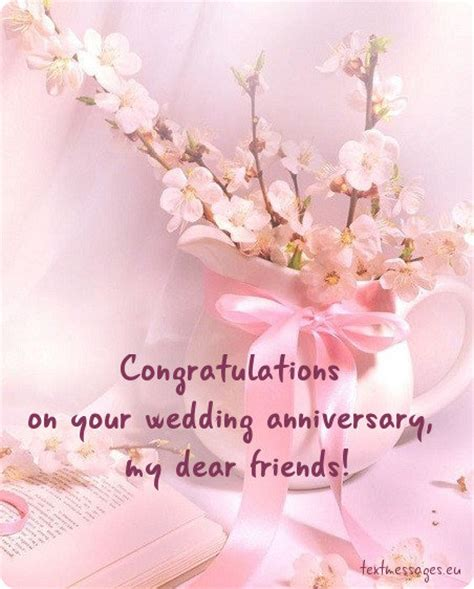 Wedding Anniversary Images For Friends by Image Gallery Happy Anniversary Wishes Sayings