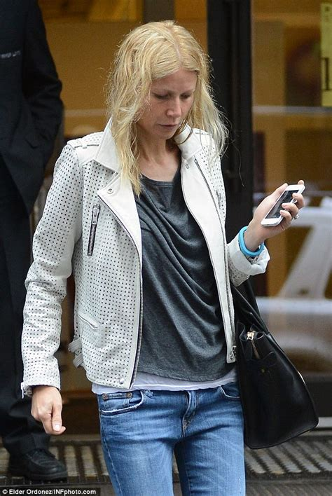 Gwyneth Paltrow Youre No by Gwyneth Paltrow Barely Recognisable With Hair And No