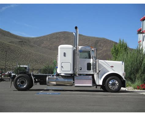 Single Axle Peterbilt With Sleeper For Sale by Single Axle Sleeper Truck For Sale In Autos Post