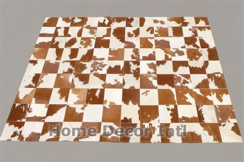 custom cowhide rugs 17 best images about custom cowhide area rugs on patchwork white area rug and brown