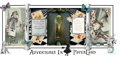 Adventure In Paperland by Adventures In Paperland Disney Mini Album Part 5