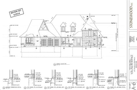 stonewood llc house plans house design ideas