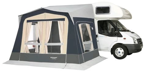motorhome porch awnings trigano vermont motorhome porch