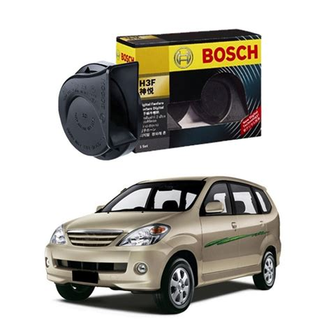 Paket Hemat Shoes 3in1 2 bosch klakson h3f fanfare keong mobil avanza 1 3 non vvti th 04 06 2pcs set 0986ah0601