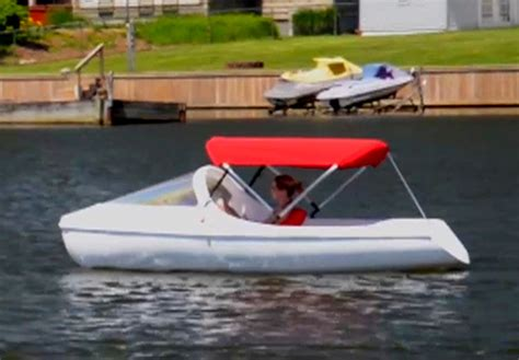types of electric boats escapade pedal boat nauticraft pedal electric boats