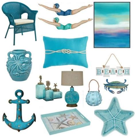 blue decor http www completely coastal 2016