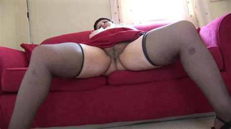 Mature Busty Bbw Shows Off Big Ass And Hairy Pussy Fr