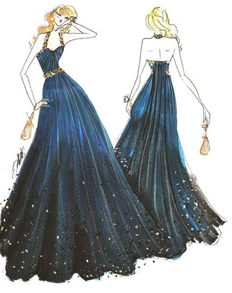 design dream prom dress how to sketch prom dresses fashion belief