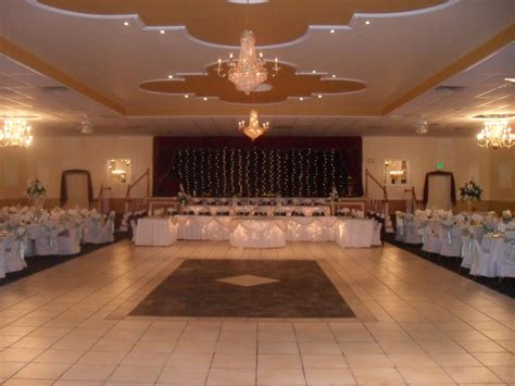 Fiesta Palace Banquet Hall. Northwest Indiana Reception