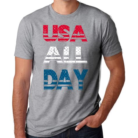 T Shirt All Day All all day usa t shirt 4th july shirt independence day t