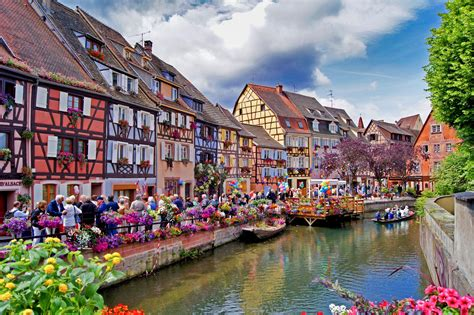 colmar france colmar alsace france tourist office little venice
