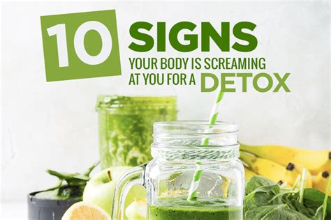 Signs Of Detoxing From Food by 10 Signs Your Is Screaming For A Detox Food Matters 174