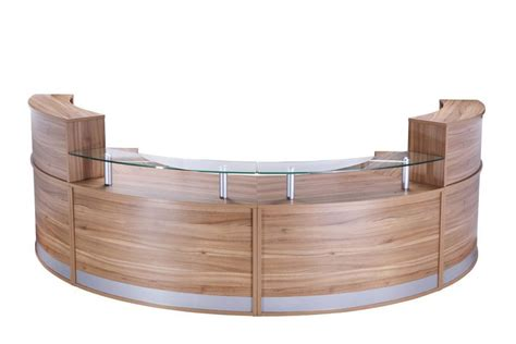 Circular Reception Desk Lobby Office Furniture Circular Reception Desk