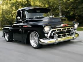 25 best ideas about 57 chevy trucks on 1956