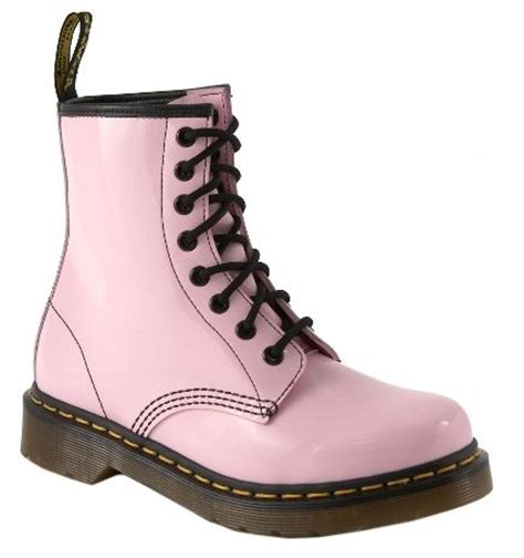 light pink doc martens image gallery pink boots