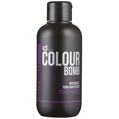 Id Hair by Id Hair Colour Bomb Violet 250 Ml Gl Design