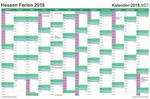 Kalender 2018 Mit Feiertagen Und Ferien Kalender 2018 Mit Feiertagen Und Schulferien