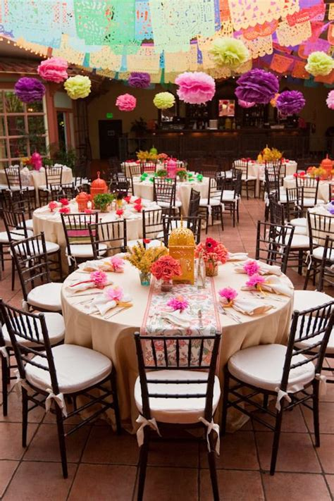 mexican dinner decorations wedding rehearsal by details details wedding