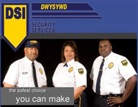 Dsi Security by Dsi Security Services Inc Employment Opportunities Snagajob