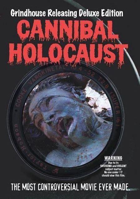 film horor canibal sick flix cannibal holocaust 1980 psycho drive in