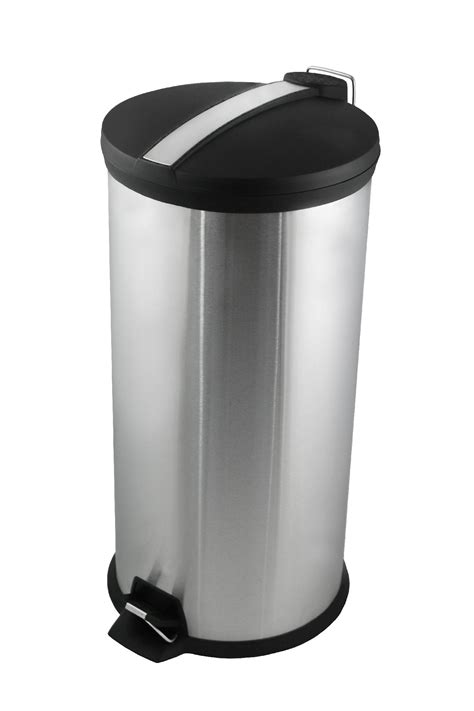 Dual Kitchen Trash Can by Itouchless Itouchless 16 Gallon Dual Compartment Stainless