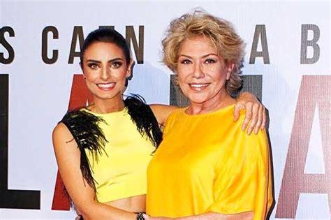 mama de vadhir derbez once actrices y cantantes que heredaron la belleza de su