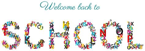 back to school clipart welcome back to school clipart picture clipartix