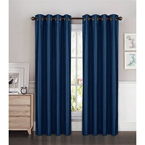 108 x 84 curtains window elements kim faux silk extra wide 108 x 84 in