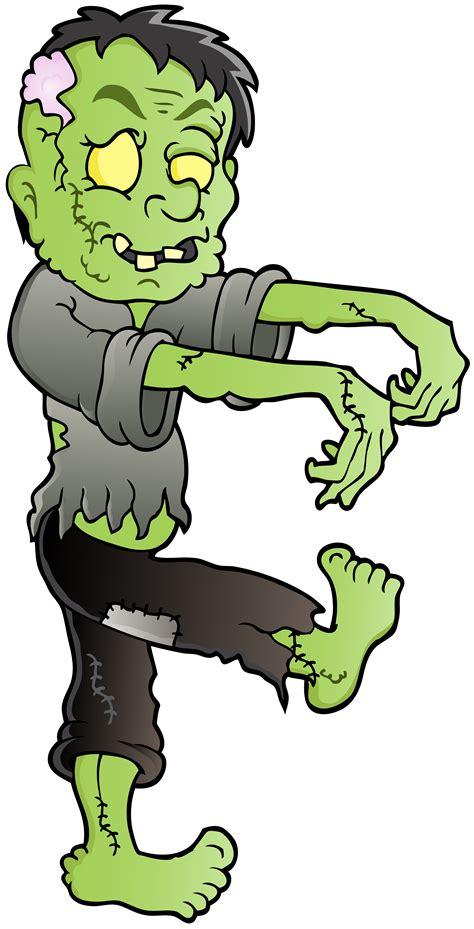 clipart zombie zombie clipart transparent clipartxtras