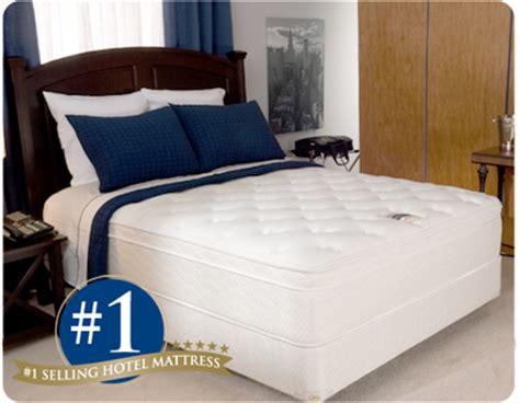Serta Sleeper Hotel Mattress by Serta Mattress
