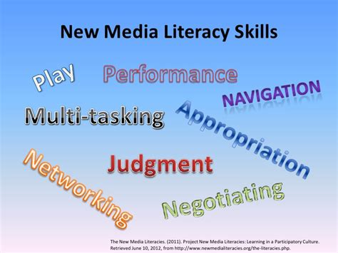 new media health literacy opportunities online safety coaching module teachers