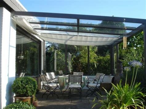 Glasdach Terrasse Preis by Garten Mediterran Glasdach Terrasse Beschattung Ideen