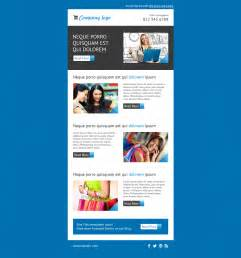 Mailchimp Newsletter Templates by Mailchimp Experts Directory