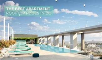 Dc Apartments Pool The Best Apartment Rooftop Pools In Dc Apartminty