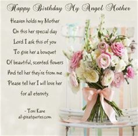 Birthday Quotes For Who Has Away Birthday Quotes For Mother Who Passed Away Image Quotes At