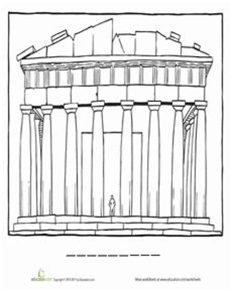 parthenon template 1000 images about ancient greece for on