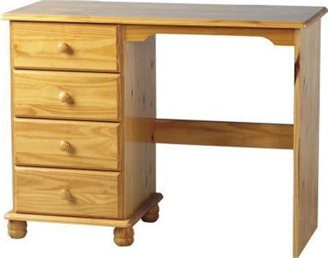 Pine Wood Desk by Dressing Table Pine Desk 4 Drawer Sol Bedroom Dresser