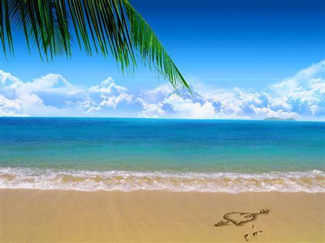 imagenes de corazones en la playa fondos de pantalla del coraz 243 n de playa imagenes de