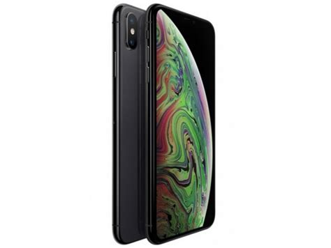 buy apple iphone xs max black gb   qatar shop