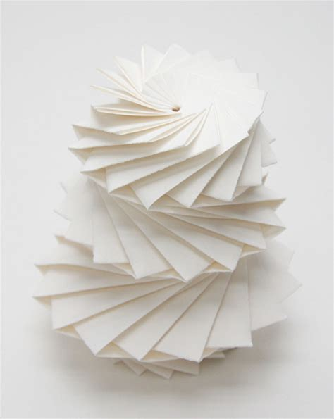 Paper Folding Figures - 3d origami